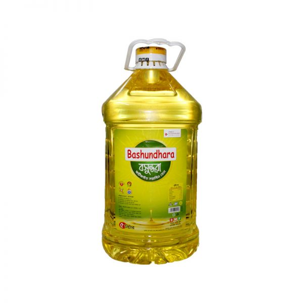 Bashundhara Fortified Soyabeen Oil 5 L