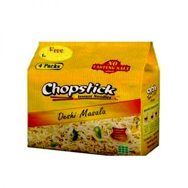 Chopstick Instant Noodles 4 Pack 248 gm