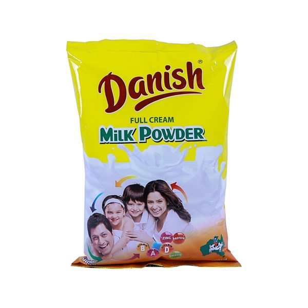 Danish Full Cream Milk Powder 400 gm