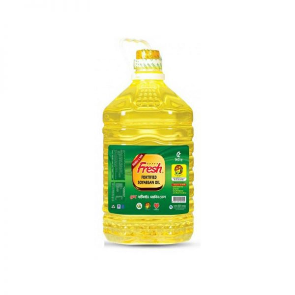 Fresh Soyabean Oil 5 L