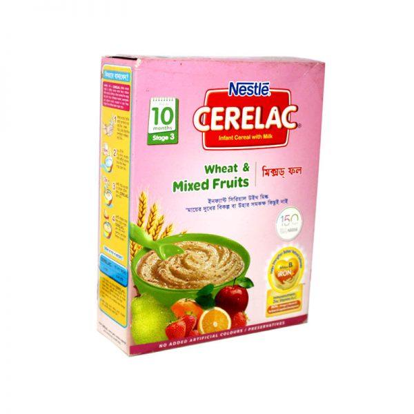 Nestlé Cerelac 10 months (Wheat+Vegetables)