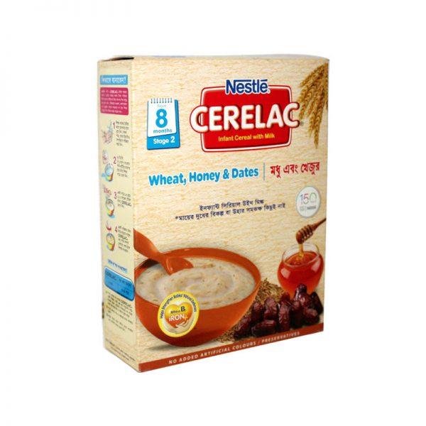 Nestlé Cerelac 8 months (Wheat+Honey+Dates)