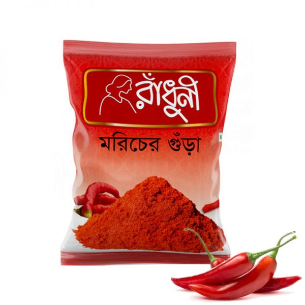 Radhuni Chilli Pw 100 gm