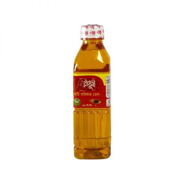 Radhuni Mustard Oil 250 ml