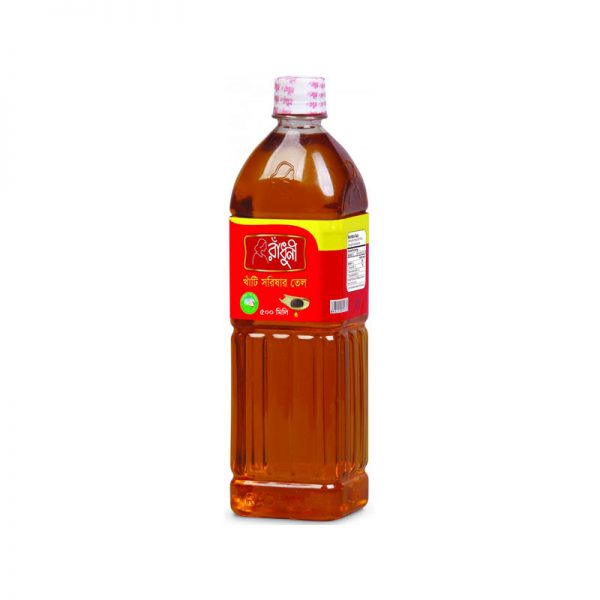 Radhuni Mustard Oil 500 ml