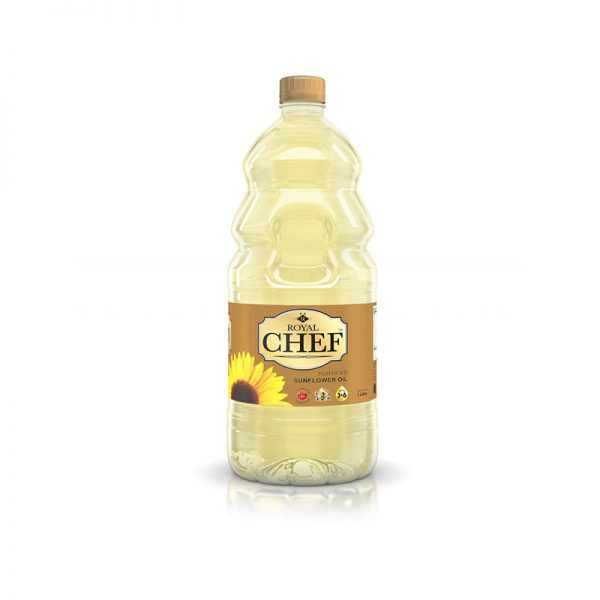 Royal Chef Fortified Soyabeen Oil 1 L