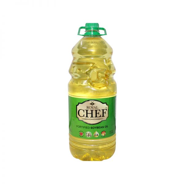 Royal Chef Fortified Soyabeen Oil 2 L