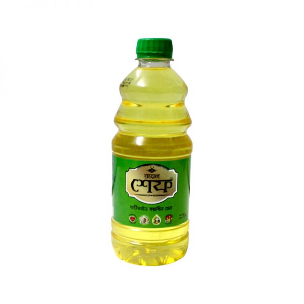 Royal Chef Fortified Soyabeen Oil 500 ML