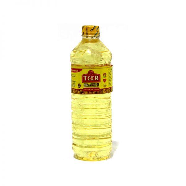Teer Fortified Soyabean Oil 1 L