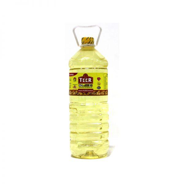Teer Fortified Soyabean Oil 2 L