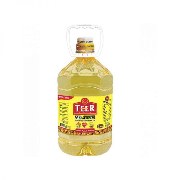Teer Fortified Soyabean Oil 5 L