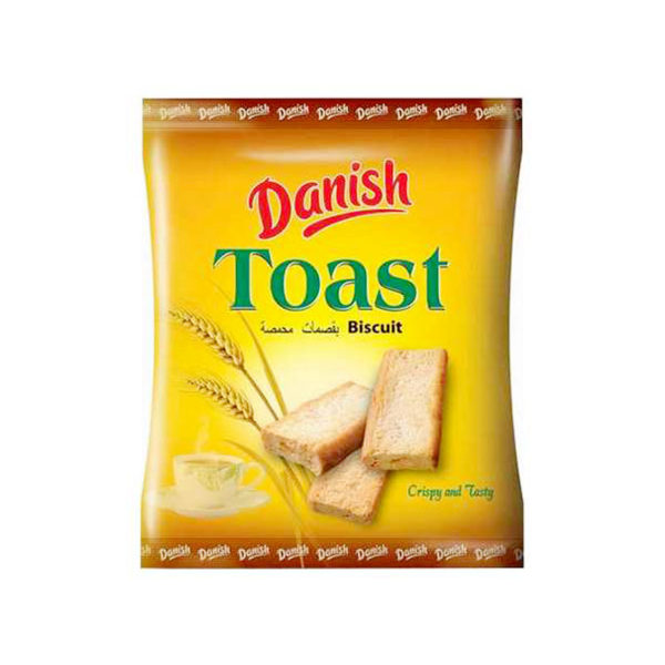 danish Toast Biscuits 350 gm