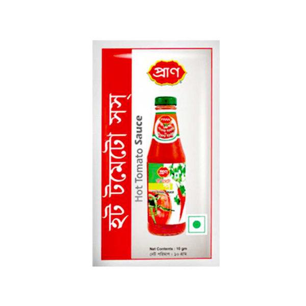 Pran Hot Tomato Sauce 5 pis